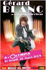 Gerard Blanc Olympia 2008